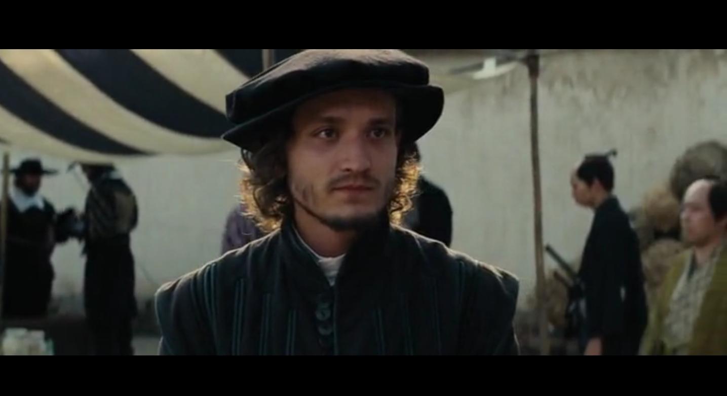As Dieter Albrecht In The Movie Silence, dir. Martin Scorsese